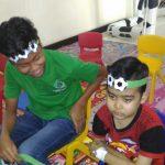 Sahabat Anak Kanker bersama ASIFA dan ROTARACT Malang Kutaraja Kunjungi RSSA Malang