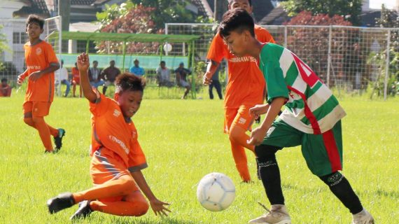 Friendly Match: ASIFA KU2005 vs SSB Universitas Brawijaya '82