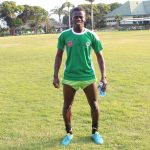 Gambian youngster Abdou Sarr playing for Indonesian Academy Asifa Aji Santoso