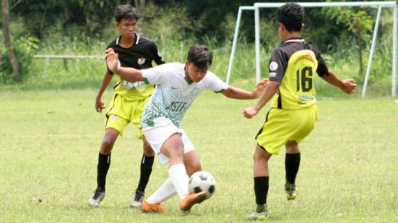 Liga TopSkor U-17, ASIFA Menangi Laga Ketat Lawan PaSS Parung