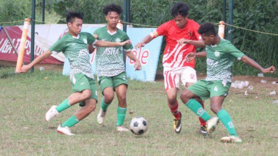Liga TopSkor U-17 : Permainan Keras, Tunas MP Tumbangkan ASIFA