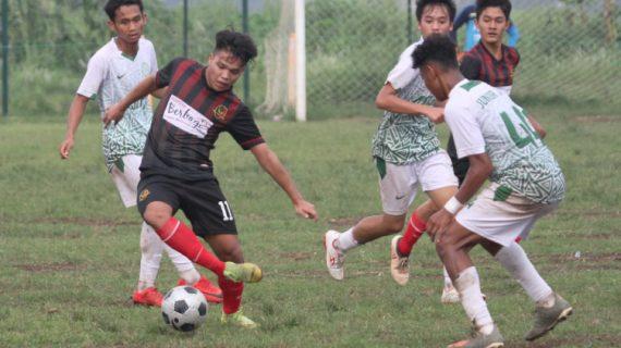 Liga TopSkor U-17: Bina Taruna Kalahkan Asifa dalam Laga Sengit
